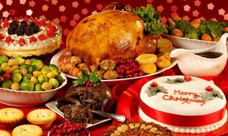 Christmas Food.Traditional Christmas Food European Regions Of Gastronomy