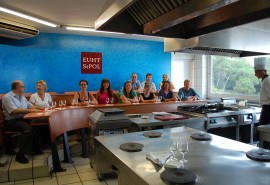 Building synergies and connections through the European Region of Gastronomy network and award