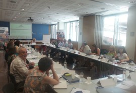 Fifth Meeting Of European Region of Gastronomy Partners