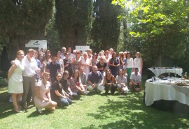 Excursion to Foundation Alícia with Art of Food participants and European Region of Gastronomy partners
