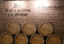 Catalonia, European Region of Gastronomy 2016 at FITUR.