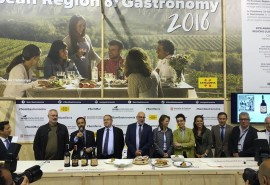 European Region of Gastronomy at Fira Alimentaria