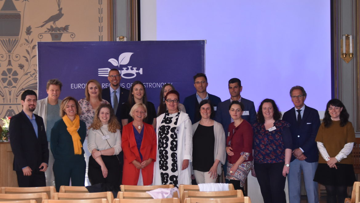 Discussing Long-Term Legacy and Prioritising Sustainability at 11th Regions of Gastronomy Platform Meeting