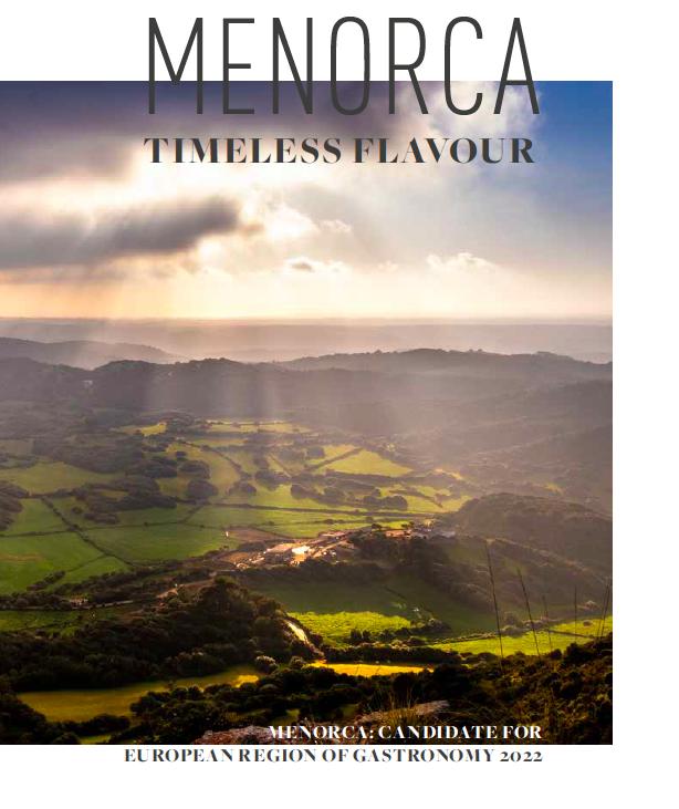 Menorca Bid Book Cover