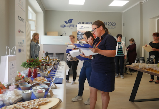 Kuopio Region hosted its 1st Local Food Gift Challenge_Website