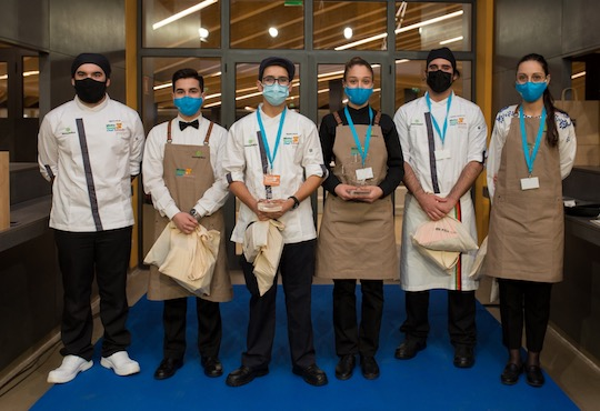 Young chefs innovate Minho's cuisine at the MYCA 2020