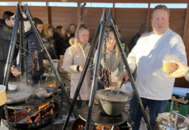 Hundreds of students for the Trøndelag Food Manifesto