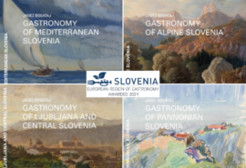 New book collection celebrates Slovenia's landscapes and food