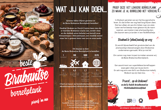 North Brabant encourages plant-based food consumption