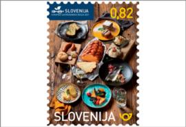 Slovenia 2021 issues commemorative stamp