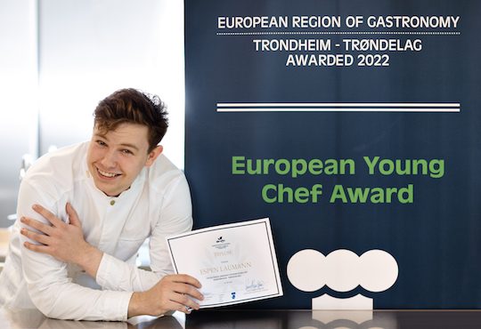 Trondheim-Trøndelag's finalist to the EYCA 2021
