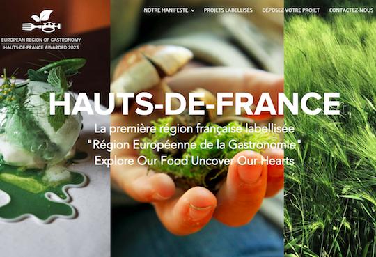 Hauts-de-France officially awarded European Region of Gastronomy 2023